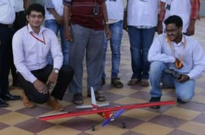 shiva with his project